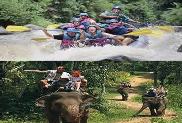 Bali Double Activities Tour Packages | Bali Tours